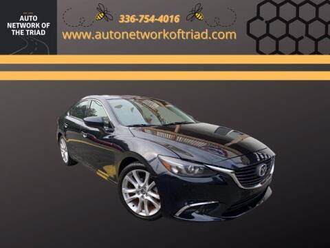 2016 Mazda MAZDA6 for sale at Auto Network of the Triad in Walkertown NC