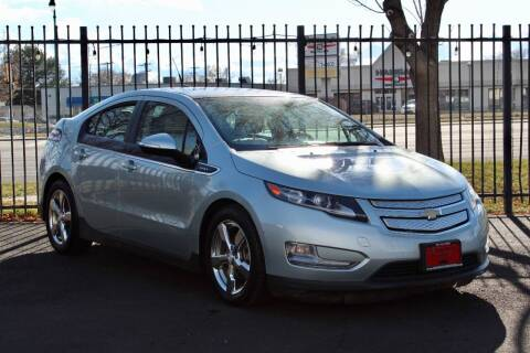 2012 Chevrolet Volt for sale at Avanesyan Motors in Orem UT