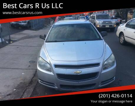 2010 Chevrolet Malibu for sale at Best Cars R Us LLC in Irvington NJ