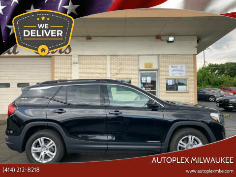 2018 GMC Terrain for sale at Autoplexwest in Milwaukee WI