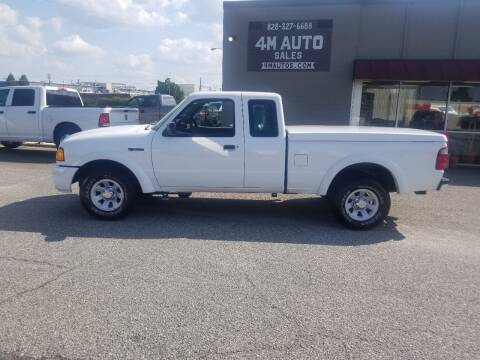 2005 Ford Ranger for sale at 4M Auto Sales | 828-327-6688 | 4Mautos.com in Hickory NC