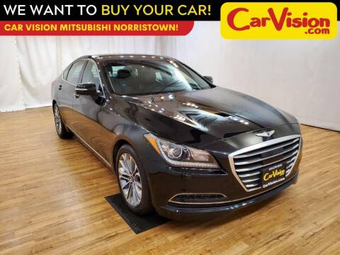 2017 Genesis G80 for sale at Car Vision Mitsubishi Norristown in Trooper PA