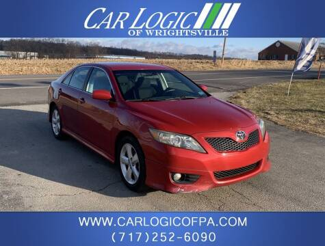 2010 Toyota Camry for sale at Car Logic in Wrightsville PA