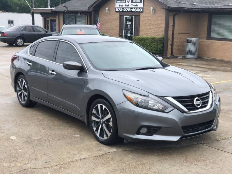 2017 Nissan Altima for sale at Safeen Motors in Garland TX