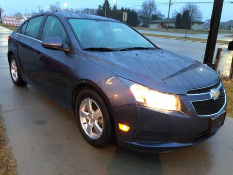 2014 Chevrolet Cruze for sale at Wyss Auto in Oak Creek WI