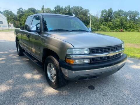 2002 Chevrolet Silverado 1500 for sale at 100% Auto Wholesalers in Attleboro MA