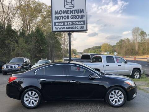 2013 Buick Regal for sale at Momentum Motor Group in Lancaster SC