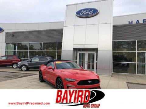 2020 Ford Mustang for sale at Bayird Truck Center in Paragould AR