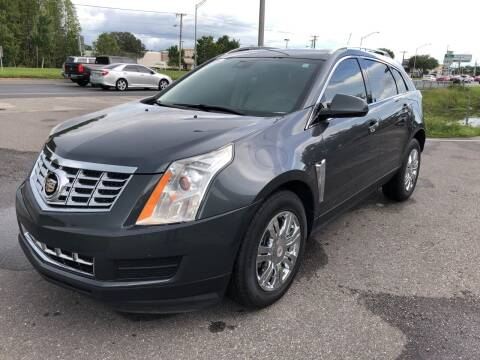 2013 Cadillac SRX for sale at Reliable Motor Broker INC in Tampa FL