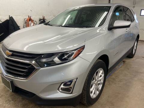 2018 Chevrolet Equinox for sale at Hill Motors in Ortonville MN
