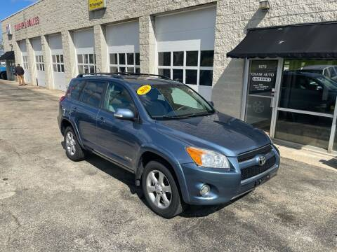 2010 Toyota RAV4 for sale at Cresthill Auto Sales Enterprises LTD in Crest Hill IL