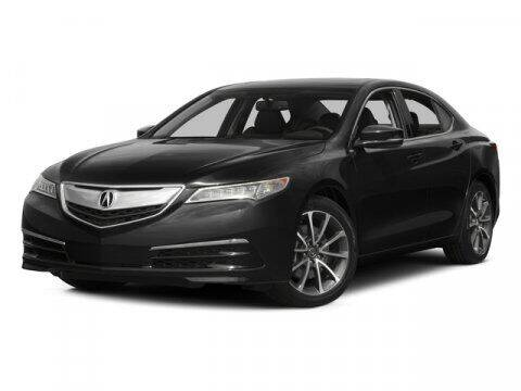 2015 Acura TLX for sale at Auto Finance of Raleigh in Raleigh NC