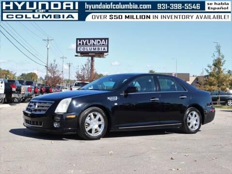 2011 Cadillac STS for sale at Hyundai of Columbia Con Alvaro in Columbia TN