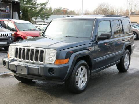 2007 Jeep Commander for sale at United Auto Service in Leominster MA