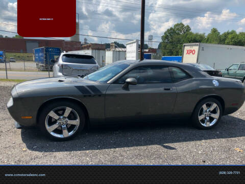 2009 Dodge Challenger for sale at C&C Motor Sales LLC in Hudson NC