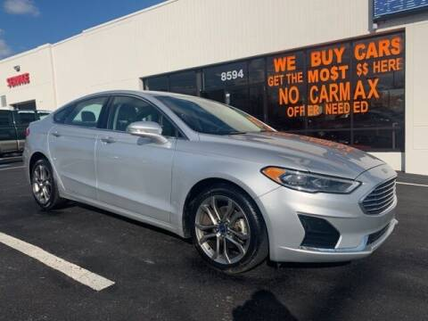 2019 Ford Fusion for sale at Hi-Lo Auto Sales in Frederick MD