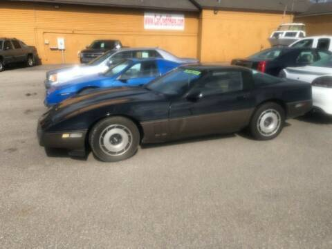 1984 Chevrolet Corvette for sale at American Auto Group LLC in Saginaw MI