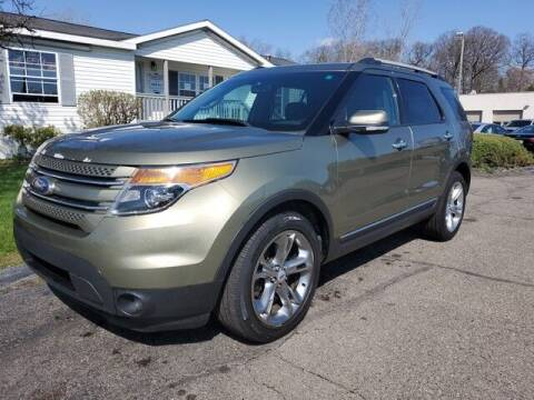 2013 Ford Explorer for sale at Paramount Motors in Taylor MI