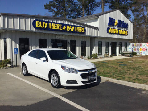 2016 Chevrolet Malibu Limited for sale at Bi Rite Auto Sales in Seaford DE
