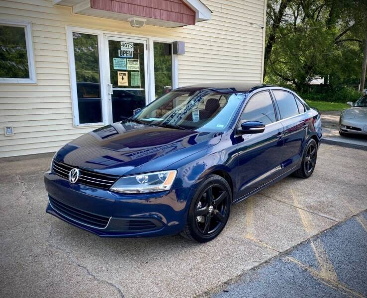 2013 Volkswagen Jetta for sale at Unique LA Motor Sales LLC in Byrnes Mill MO