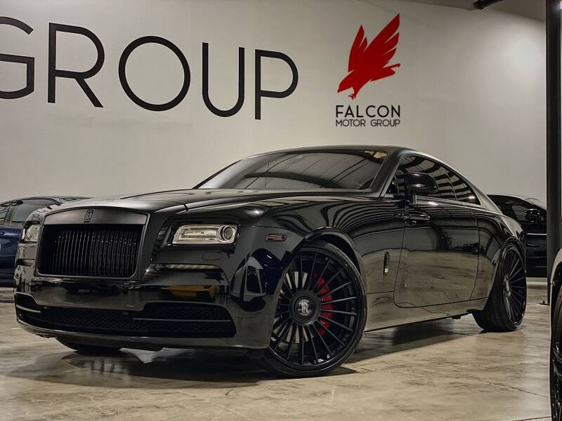2014 Rolls-Royce Wraith for sale at FALCON MOTOR GROUP in Orlando FL