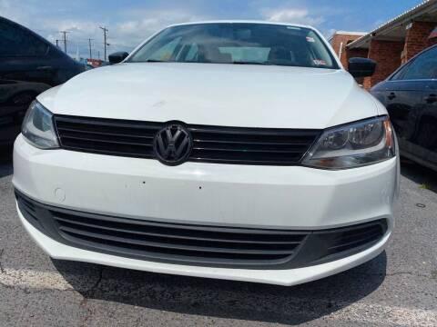 2014 Volkswagen Jetta for sale at Aiden Motor Company in Portsmouth VA