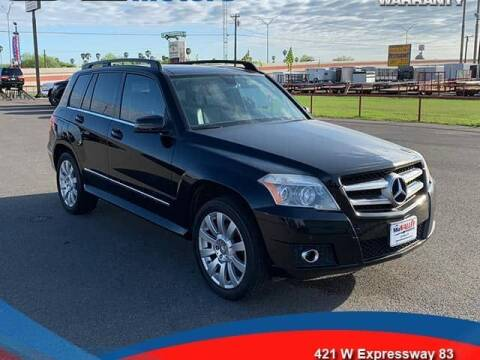 2010 Mercedes-Benz GLK for sale at Mid Valley Motors in La Feria TX