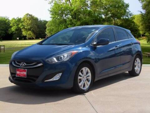 2015 Hyundai Elantra GT for sale at BIG STAR HYUNDAI in Houston TX