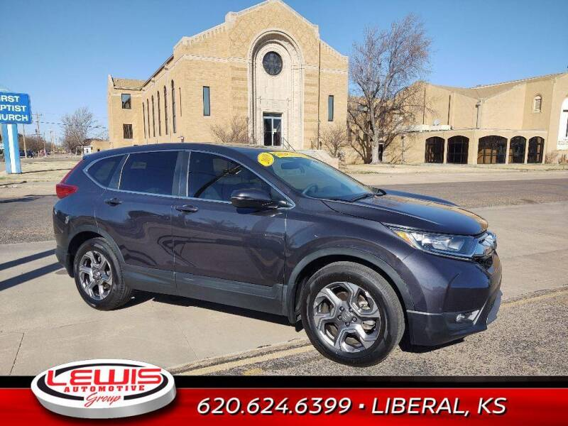 2019 Honda CR-V for sale at Lewis Chevrolet Buick of Liberal in Liberal KS