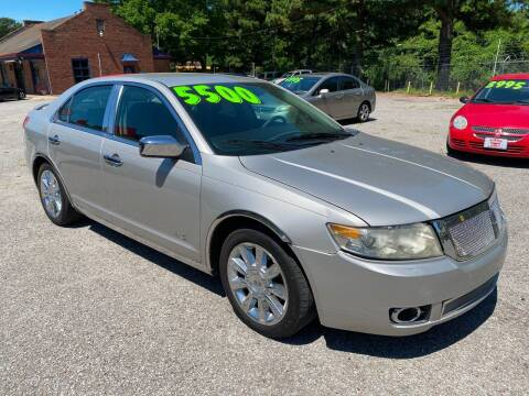 2008 Lincoln MKZ for sale at Super Wheels-N-Deals in Memphis TN