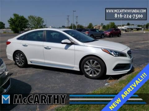 2017 Hyundai Sonata for sale at Mr. KC Cars - McCarthy Hyundai in Blue Springs MO