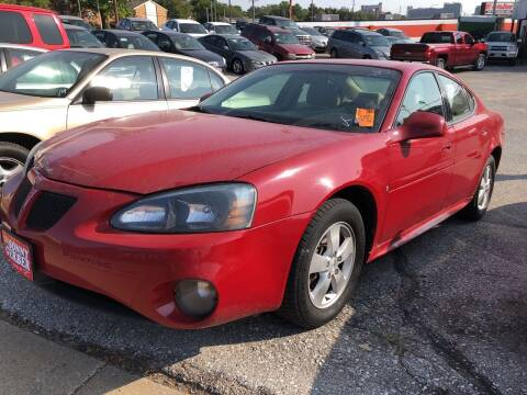 2007 Pontiac Grand Prix for sale at Sonny Gerber Auto Sales in Omaha NE