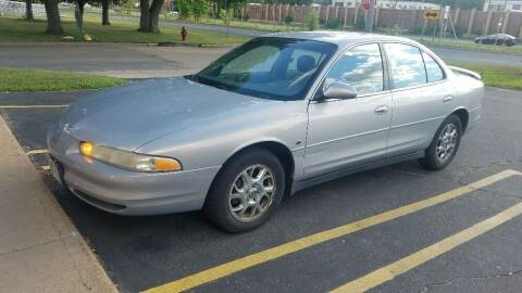 2000 Oldsmobile Intrigue for sale at Capital Fleet  & Remarketing  Auto Finance in Columbia Heights MN