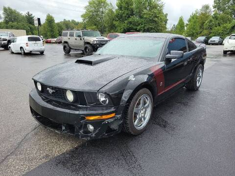2006 Ford Mustang for sale at Cruisin' Auto Sales in Madison IN