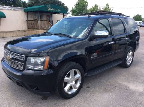 2010 Chevrolet Tahoe for sale at OASIS PARK & SELL in Spring TX