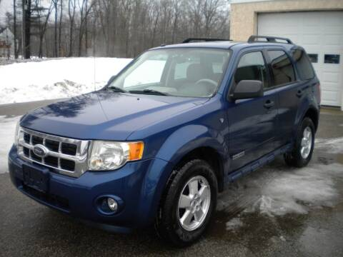 2008 Ford Escape for sale at Route 111 Auto Sales in Hampstead NH