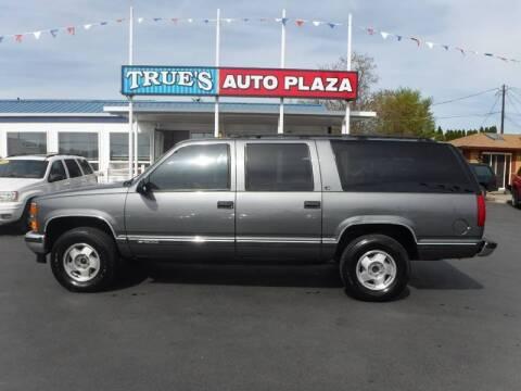 1999 Chevrolet Suburban for sale at True's Auto Plaza in Union Gap WA