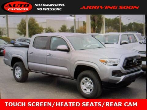 2020 Toyota Tacoma for sale at Auto Express in Lafayette IN