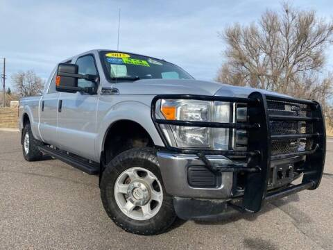 2015 Ford F-250 Super Duty for sale at UNITED Automotive in Denver CO
