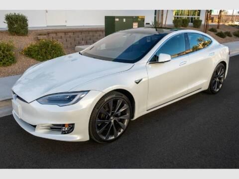 2019 Tesla Model S for sale at REVEURO in Las Vegas NV