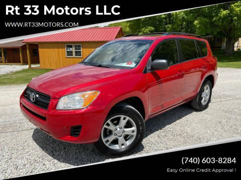 2011 Toyota RAV4 for sale at Rt 33 Motors LLC in Rockbridge OH