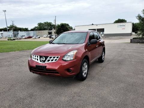 2015 Nissan Rogue Select for sale at Image Auto Sales in Dallas TX