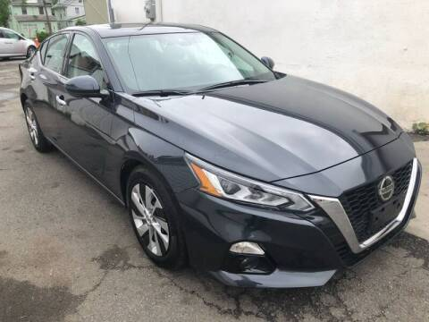2019 Nissan Altima for sale at Jay's Automotive in Westfield NJ