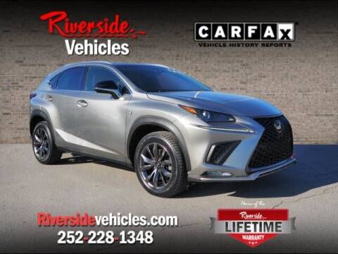2018 Lexus NX 300 for sale at Riverside Mitsubishi(New Bern Auto Mart) in New Bern NC