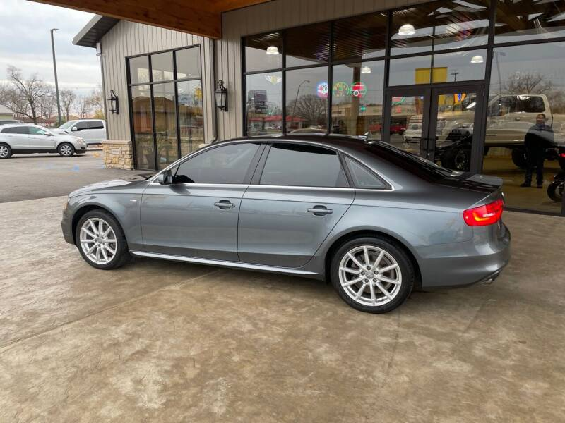 2014 Audi A4 for sale at Premier Auto Source INC in Terre Haute IN
