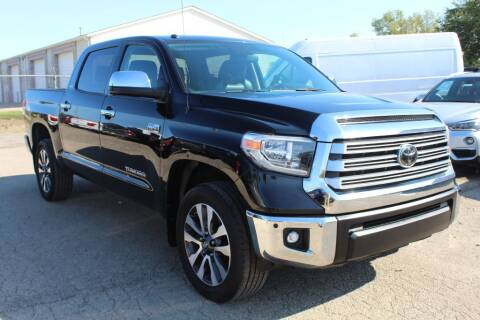 2018 Toyota Tundra for sale at SHAFER AUTO GROUP in Columbus OH