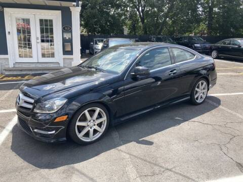 2013 Mercedes-Benz C-Class for sale at QUALITY AUTOS in Newfoundland NJ