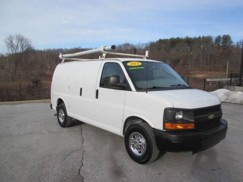 2012 Chevrolet Express Cargo for sale at Tri Town Truck Sales LLC in Watertown CT
