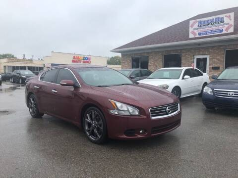 2013 Nissan Maxima for sale at Honest Abe Auto Sales 1 in Indianapolis IN