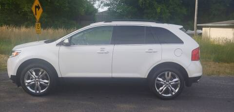 2014 Ford Edge for sale at R & D Auto Sales Inc. in Lexington NC